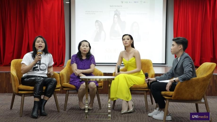 Sát ngày đến 'đấu trường' 'Miss Universe', Hoa hậu Khánh Vân vẫn miệt mài với trách nhiệm giải cứu các bé gái bị xâm hại