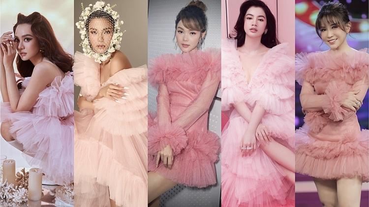 Những bộ váy công chúa 'huyền thoại' mang tên Nguyễn Minh Công