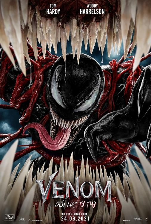'Venom 2': Xuất hiện kẻ thù không đội trời chung Carnage