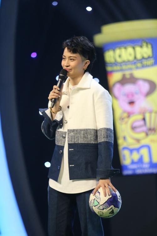 Trấn Thành 'bóc phốt' hành động 'ăn gian' của Lương Thùy Linh tại 'Siêu tài năng nhí'