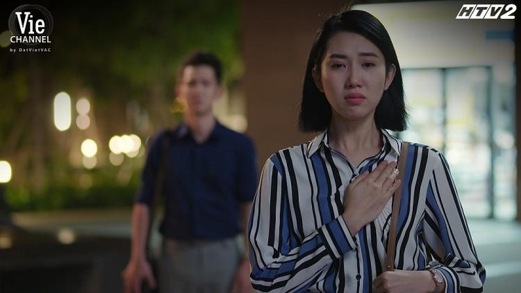 'Cây táo nở hoa' tập 17: Trái tim Châu đau thêm lần nữa vì Tuấn, Ngọc thà nuôi Báu cả đời cũng không để cô quay lại với Quân