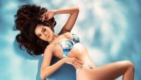 Hoa hậu Khánh Vân tung bộ ảnh bikini khoe đường cong cực chuẩn, sẵn sàng cho bán kết 'Miss Universe'