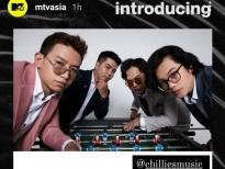 'Qua khung cửa sổ' của Chillies đạt Perfect All-kill trên các nền tảng nhạc số, xuất hiện trên MTV Asia