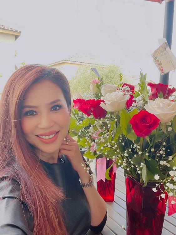 Hoa hậu - diễn viên Hannah Hằng Lê mong ngóng ngày về Việt Nam