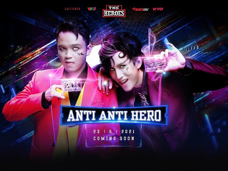 'The Heroes 2021': Show âm nhạc hot nhất mùa hè là đây chứ đâu