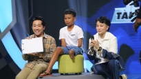 'Siêu tài năng nhí': Trấn Thành gửi tặng 50 triệu đồng cho cậu bé 1 chân có tài sút bóng thần sầu