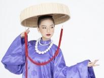 Lê Hạ Anh 'rửa phèn' sau vai diễn 'Lật mặt: 48h' bằng bộ ảnh cổ phục 'sang chảnh'