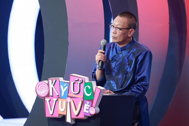 'Ký ức vui vẻ': MC Lại Văn Sâm nghẹn ngào buông mic khi nghe lời hối hận của Tiến Luật dành cho mẹ