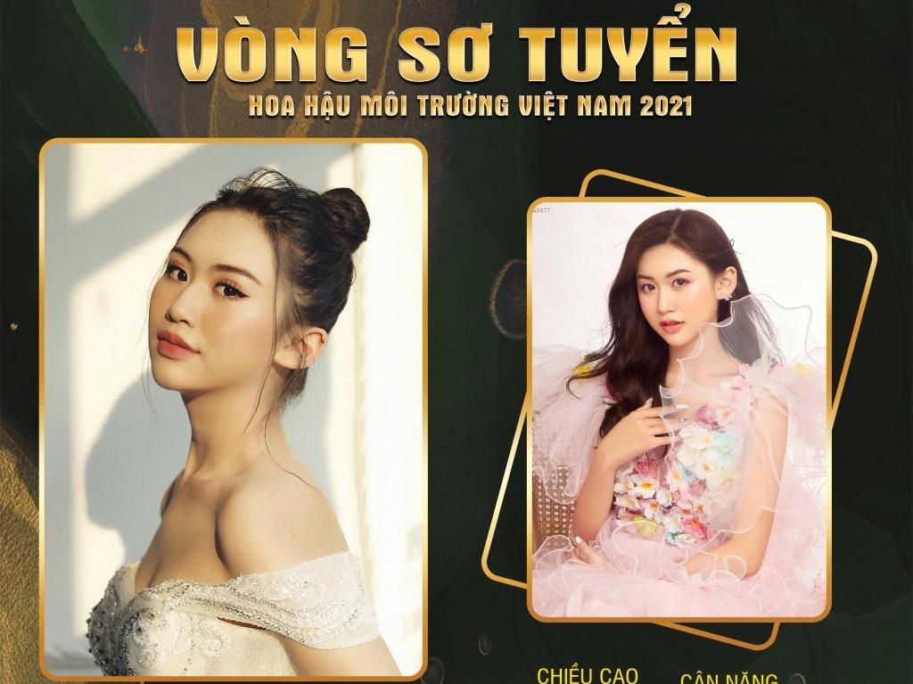Cuộc thi 'Hoa hậu môi trường Việt Nam 2021' khởi động phần thi Ảnh online