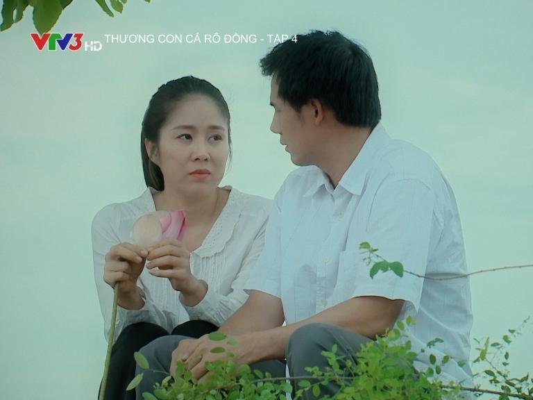 Cặp đôi Lê Phương – Thanh Thức tái hợp trong 'Thương con cá rô đồng'