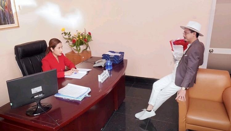 'Kiếm chồng cho mẹ chồng': NSƯT Cát Tường 'khóc hết nước mắt' vì Hứa Minh Đạt
