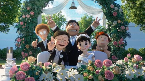 Thanh xuân ai cũng nên có một nhóm bạn như Doraemon: Gắn bó từ khi còn bé xíu tới khi trưởng thành!