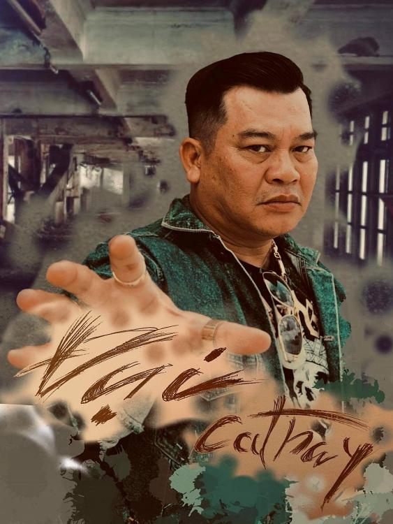 Giang hồ Lâm Minh Trí chạm trán đàn anh 'Đại Cathay' Thanh Bình trong phim mới