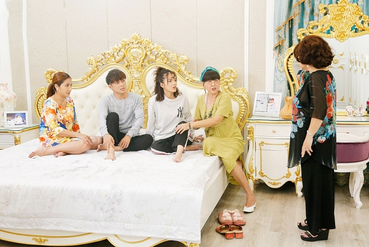 'Kiếm chồng cho mẹ chồng': Khi 3 người mẹ chồng liên tục ép sinh con, YeYe Nhật Hạ tức giận phản kháng