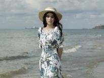 Á hậu Ngọc Thảo khiến fan bất ngờ vì màn comeback nữ tính đến lạ thường!