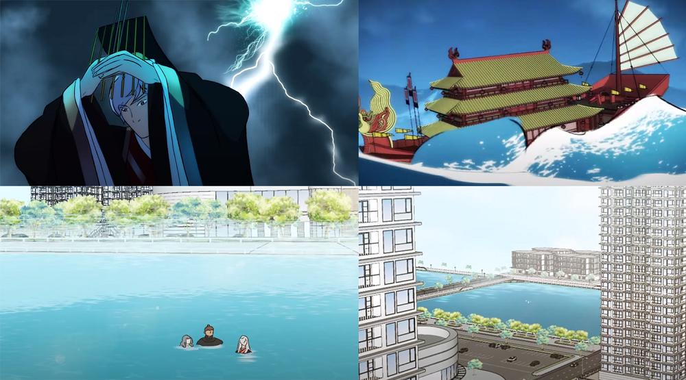 Webtoon 'Lạc trôi' bất ngờ xuất hiện yếu tố xuyên không