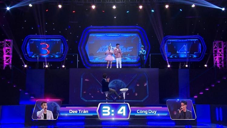 'Đấu trường âm nhạc': Hứa Minh Đạt lật ngược tình thế, đánh bại đội Kha Ly giành chiến thắng chung cuộc