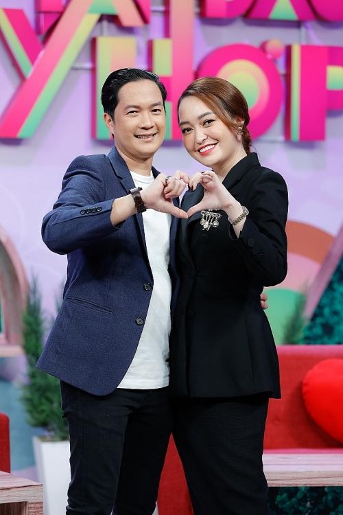 Ca sĩ Thi Phượng khẳng định 'chồng em hoàn hảo' trên sóng truyền hình