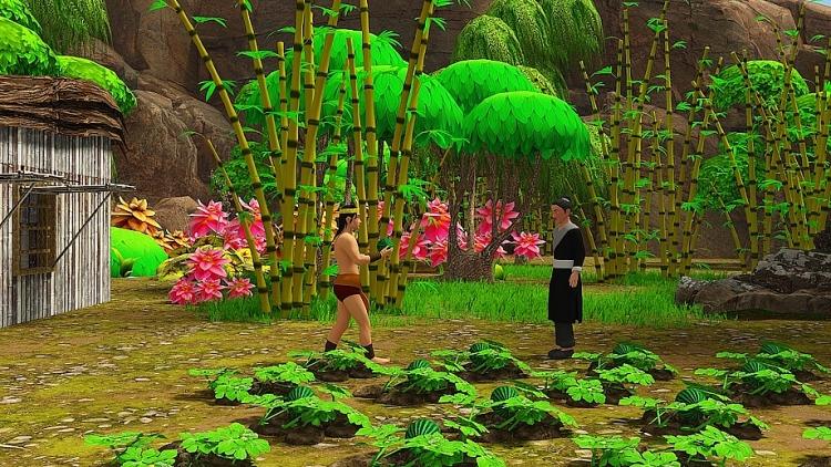 'Mai An Tiêm' và 'Cây nêu ngày Tết' được chuyển thể thành phim cổ tích 3D hấp dẫn