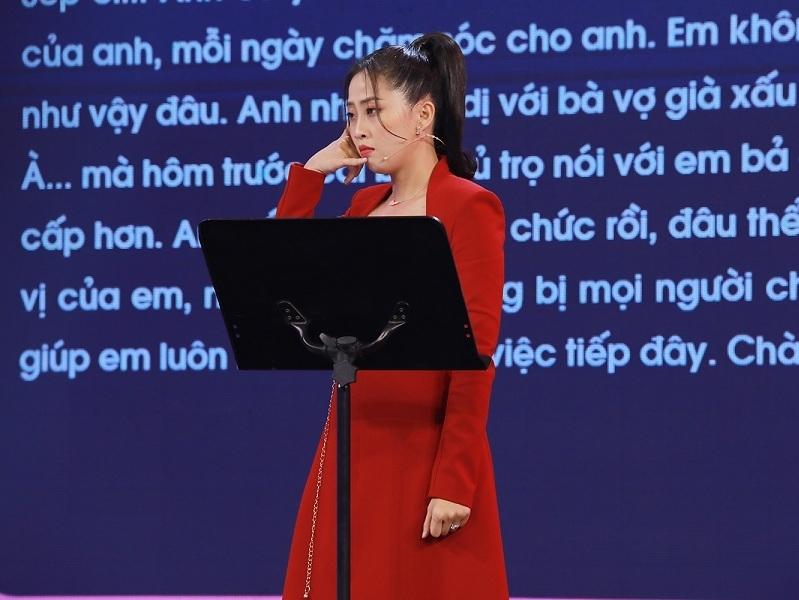 'Thanh âm quyền năng': Liêu Hà Trinh khiến đạo diễn Đạt Phi và Lý Hùng 'ngả mũ thán phục' tài lồng tiếng
