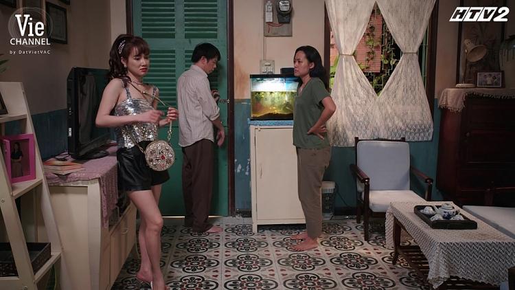 'Cây táo nở hoa' tập 24: Ngọc lại mang tiền nhà lo hậu quả cho Báu, qua mặt Hạnh bằng cách thức không ngờ