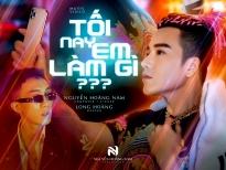 Rò rỉ hình ảnh Nguyễn Hoàng Nam babboy với tóc tết màu hồng và trang phục hầm hố