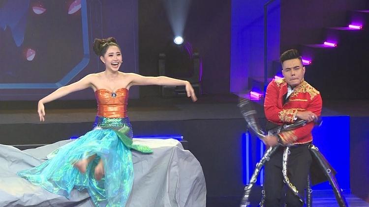Tường Vi nhận 'kết đắng' trên sóng truyền hình vì lỡ chê thánh livestream Lê Dương Bảo Lâm
