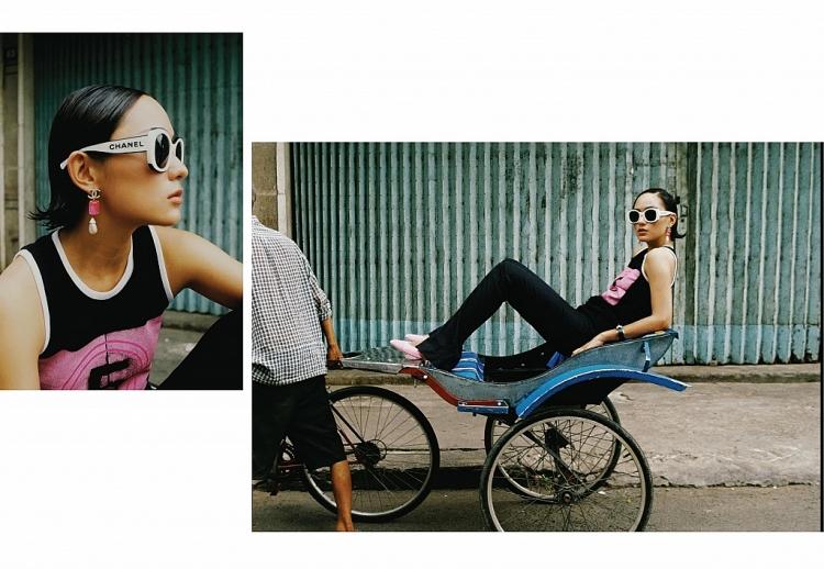 Hồ Thu Anh quảng bá vẻ đẹp An Giang: Sự pha trộn giữa các tác phẩm thời trang