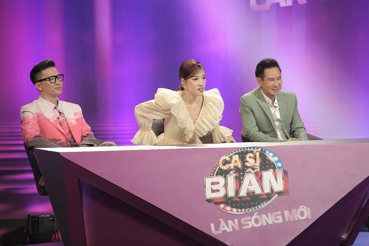 'Ca sĩ bí ẩn': Lý Hải, Đạt G tiết lộ nghề nghiệp trước khi nổi tiếng