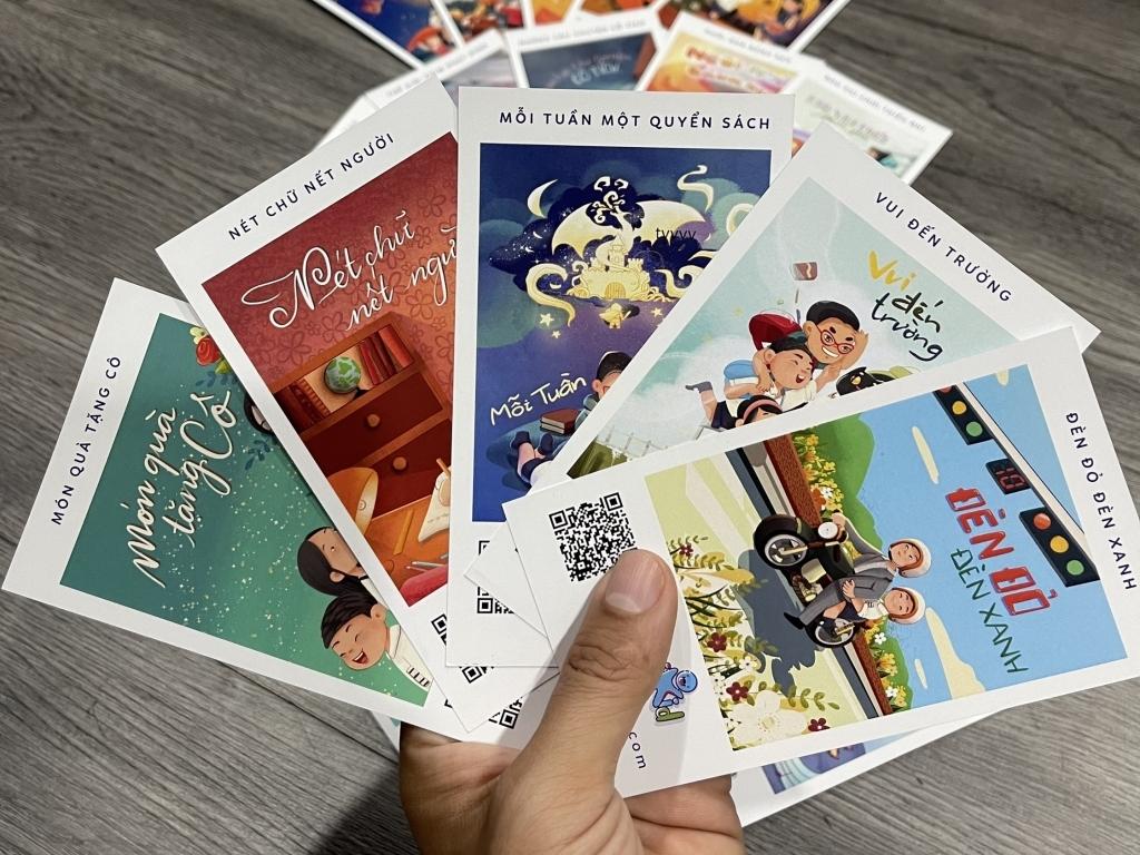 Có gì hấp dẫn các bé qua 'Bộ thẻ nhạc thiếu nhi' của nhạc sĩ Nguyễn Văn Chung?