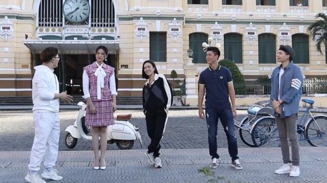 Hoa hậu Đỗ Thị Hà cùng Trịnh Thăng Bình đi chợ, cạnh tranh quyết liệt với 'thánh lầy' Diệu Nhi