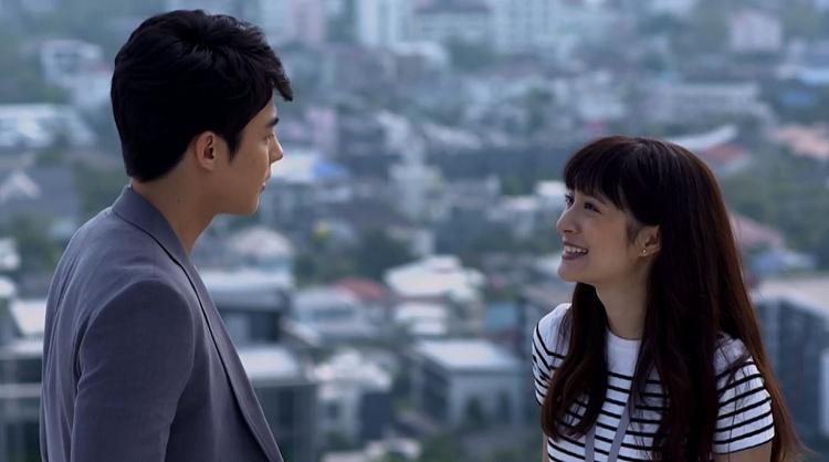 'Yêu thầm': Trai đẹp Mark Prin phải chăng đã lay động trước tình yêu ngốc ngếch của cô Moey?