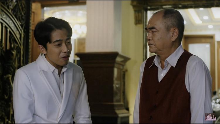 Huy Khánh chạy thục mạng, bị bao nuôi và khóc nức nở trong 'Bí mật 69'