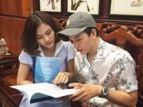 Khắc Minh kết hợp với Vân Trang trong dự án điện ảnh mới