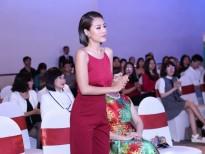 Khi 'Kiều nữ làng hài' Nam Thư làm giám khảo một cuộc thi nhan sắc