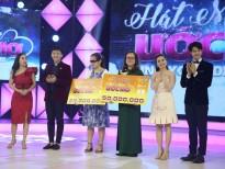 Cô giáo 'lớp học khuyết tật' hát cho học trò, xuất sắc chiến thắng 50 triệu đồng ở 'Hát mãi ước mơ'