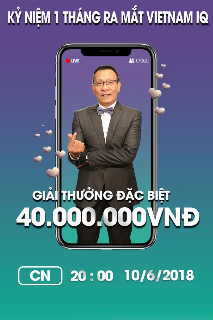 ky niem mot thang ra mat vietnam iq nang giai thuong gap doi vao ngay 106