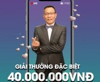 lo dien cap doi mc dan dat chinh cho cuoc thi duyen dang doanh nhan viet 2018