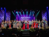 Ra mắt top 12 cuộc thi 'Hoa hậu Thế giới doanh nhân 2018'