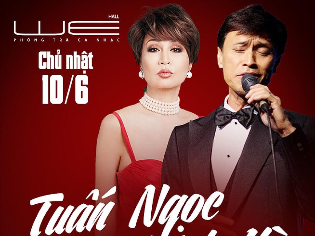 Anh em Tuấn Ngọc, Khánh Hà ra album chung
