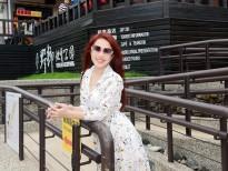 Lần đầu Hoàng Ny làm giám khảo cuộc thi Hoa hậu tại Đài Loan