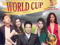 quang anh cau be mau nhi anh di phuot cung bo me tu 4 thang tuoi khoe anh cao lon ung ho world cup 2018