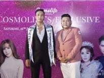 Lý Cao Thiên Sơn là đại diện chính thức của Việt Nam tại cuộc thi 'Nam vương Liên lục địa 2018'