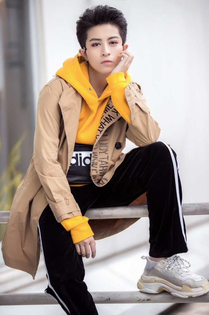 gil le dien street style theo phong cach the thao cuc ca tinh