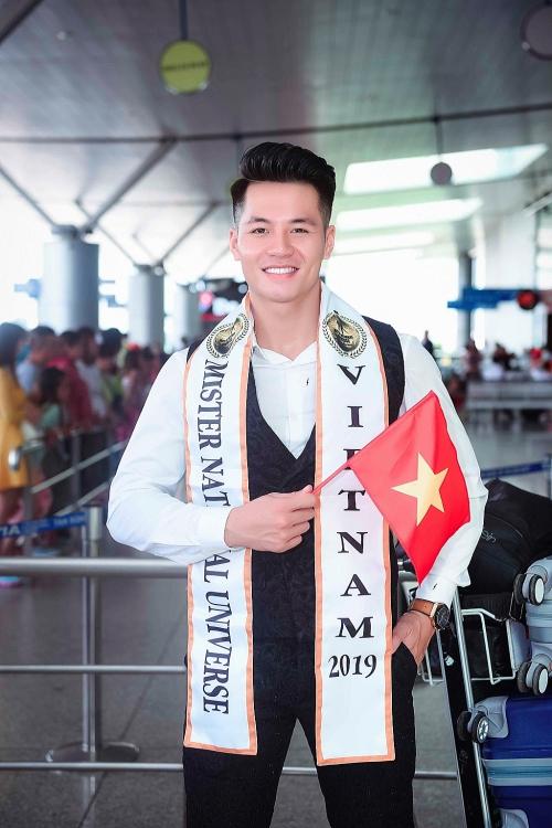 chien binh vietnam fitness model dang hieu duc di thi mister national universe 2019