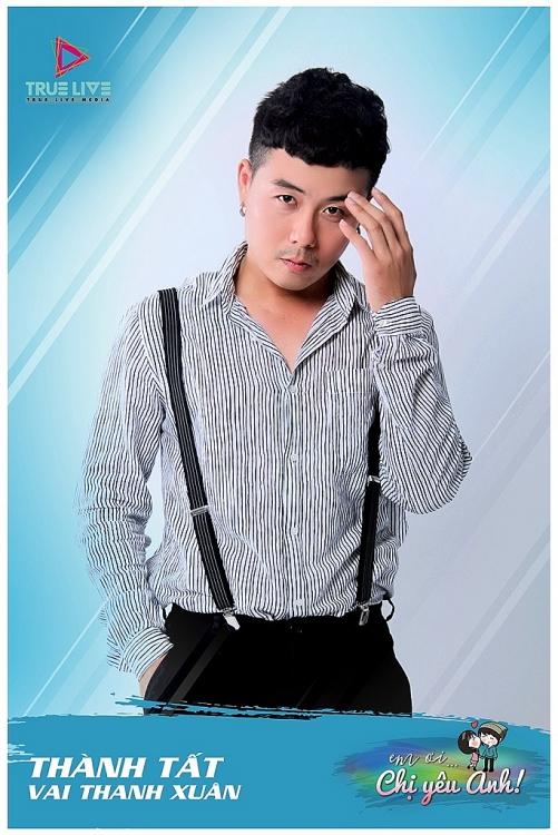 dao dien khanh toan trang nhi cong bo dan dien vien cuc xinh trong web drama em oi chi yeu anh