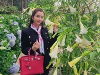 Huỳnh Vy khoe sắc tại Đà Lạt, kêu gọi mọi người đi du lịch trong nước