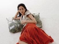 Thoát khỏi hình ảnh gái quê trong 'Mẹ ghẻ', Mai Thanh Hà lột xác đầy quyến rũ