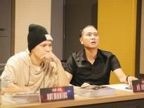 Hồ Hoài Anh và Datmaniac 'song kiếm hợp bích' tuyển sinh 'King Of Rap'