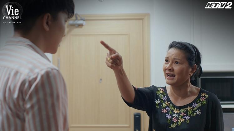 'Cây táo nở hoa' tập 25: Hạnh dẫn con gái bỏ về nhà bố, đề nghị Ngọc đưa đơn ly dị